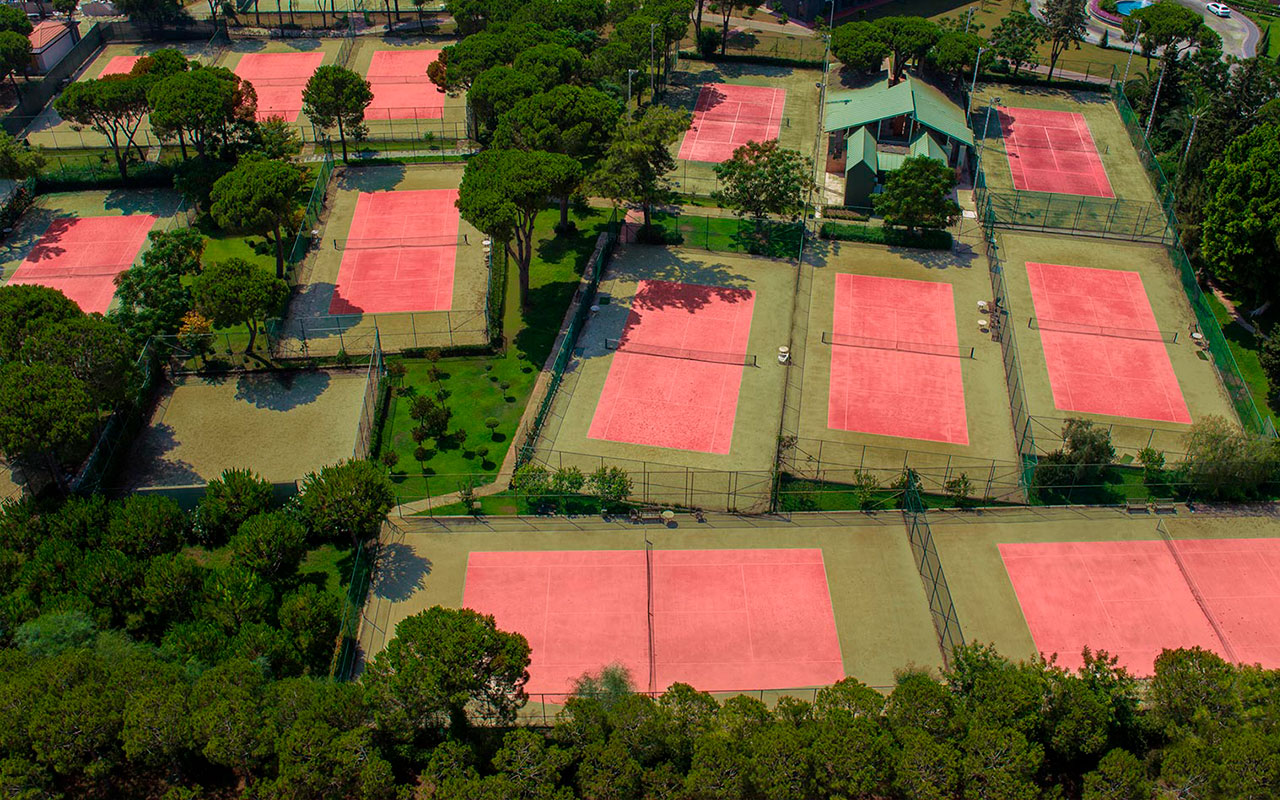 Megasaray Tennis Academy
